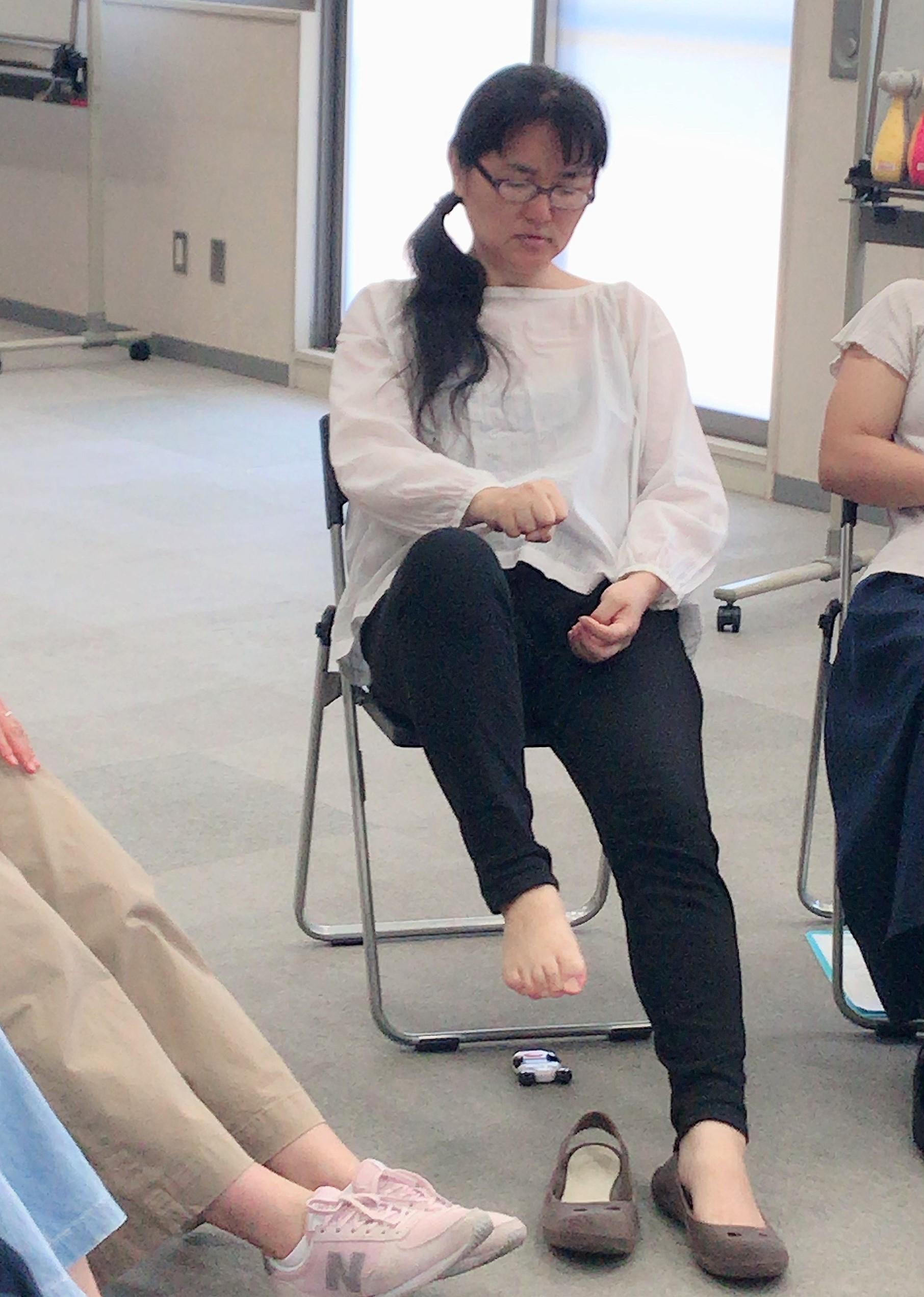 ファシリ鶴丸芳子さん