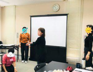 多文化CROSSのACT講座ロープレ実践